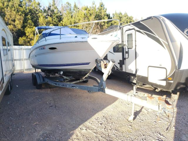 Sea Ray salvage cars for sale: 2002 Sea Ray Boat