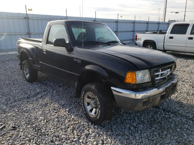 Ford Ranger salvage cars for sale: 2003 Ford Ranger