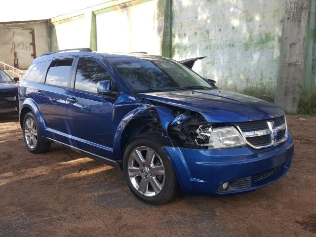 Salvage 2010 DODGE JOURNEY - Small image. Lot 30801741