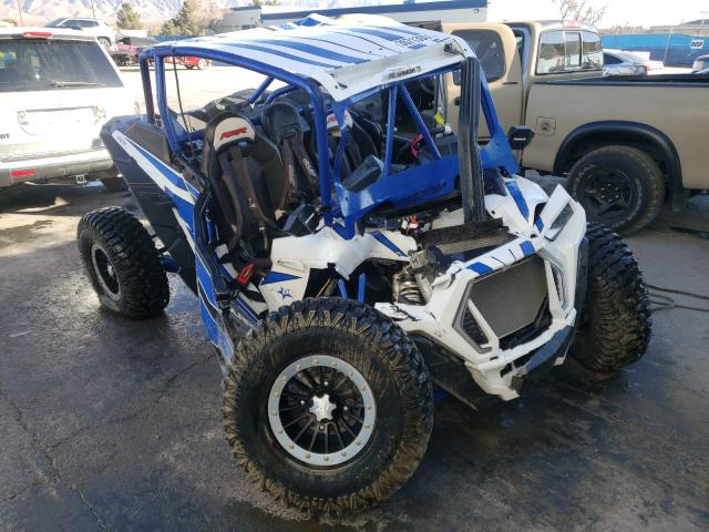 Salvage cars for sale from Copart Anthony, TX: 2019 Polaris RZR XP Turbo