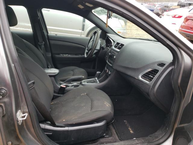 2013 DODGE AVENGER SE - Left Rear View
