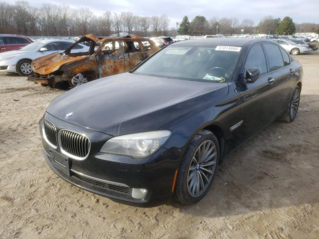 BMW 7 SERIES 2009 1