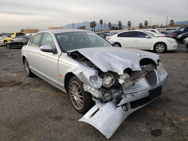Jaguar S-Type salvage cars for sale: 2006 Jaguar S-Type