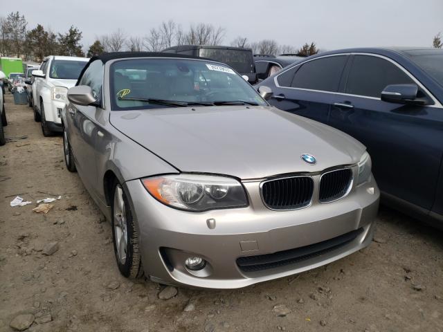 BMW 1 SERIES 2012 0