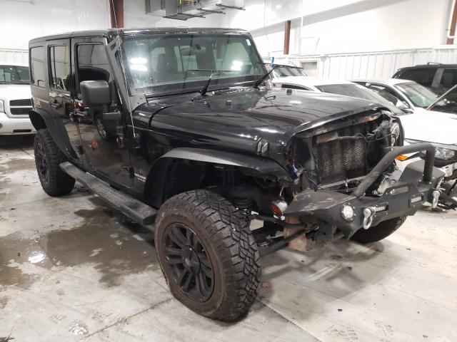1J4HA5H18BL600027 2011 Jeep Wrangler U 3.8L