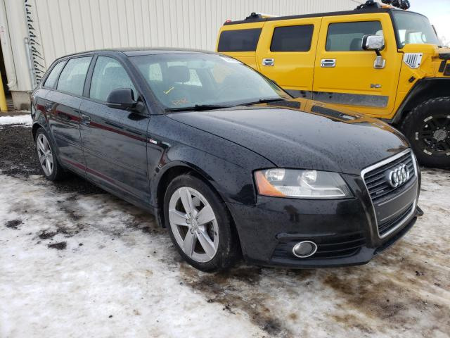 Audi A3 2.0T QU salvage cars for sale: 2009 Audi A3 2.0T QU