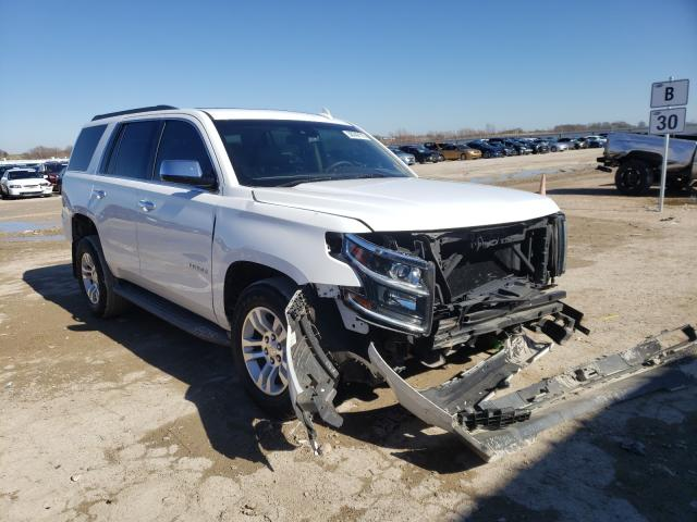 Salvage cars for sale from Copart Temple, TX: 2015 Chevrolet Tahoe C150