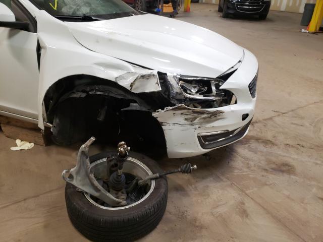 2015 VOLVO S60 YV126MFA4F1311720