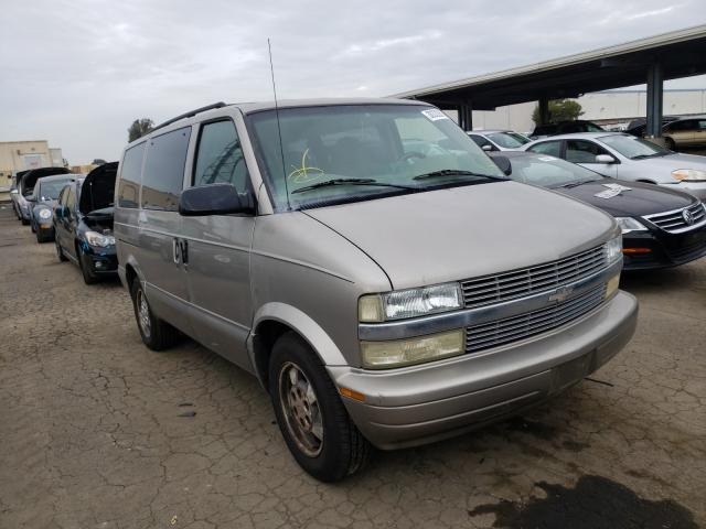 Chevrolet Astro salvage cars for sale: 2003 Chevrolet Astro