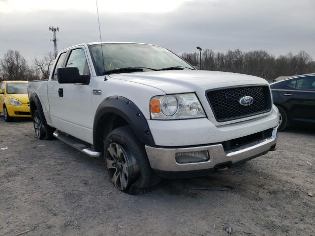 Salvage cars for sale from Copart York Haven, PA: 2005 Ford F150