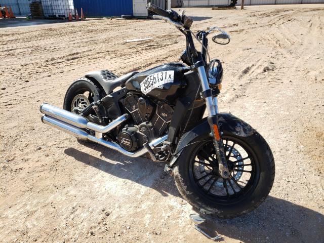 Indian Motorcycle Co. salvage cars for sale: 2016 Indian Motorcycle Co. Scout Sixt