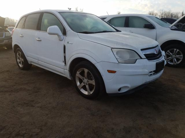 Saturn Vue Hybrid salvage cars for sale: 2009 Saturn Vue Hybrid