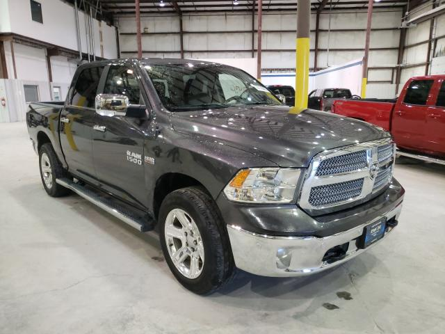 Salvage cars for sale from Copart Lawrenceburg, KY: 2017 Dodge RAM 1500 SLT