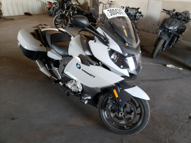 Salvage cars for sale from Copart Oklahoma City, OK: 2016 BMW K1600 GT
