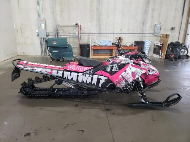 Skidoo salvage cars for sale: 2018 Skidoo Summit
