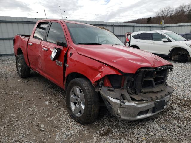 Salvage cars for sale from Copart Prairie Grove, AR: 2014 Dodge RAM 1500 SLT