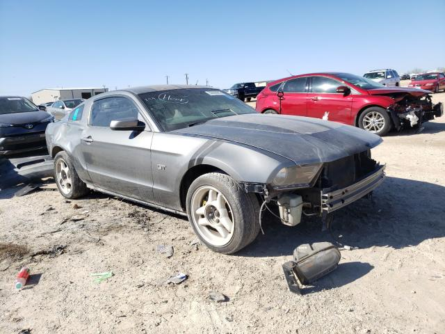Salvage cars for sale from Copart San Antonio, TX: 2010 Ford Mustang GT