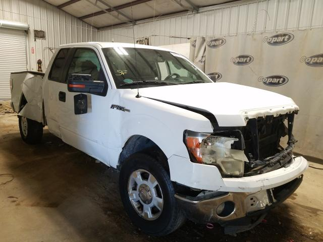 Salvage 2012 FORD F-150 - Small image. Lot 29919181