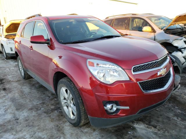 Chevrolet salvage cars for sale: 2014 Chevrolet Equinox LT