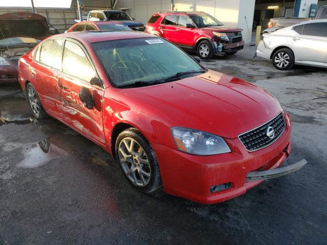 2005 NISSAN ALTIMA SE - Other View