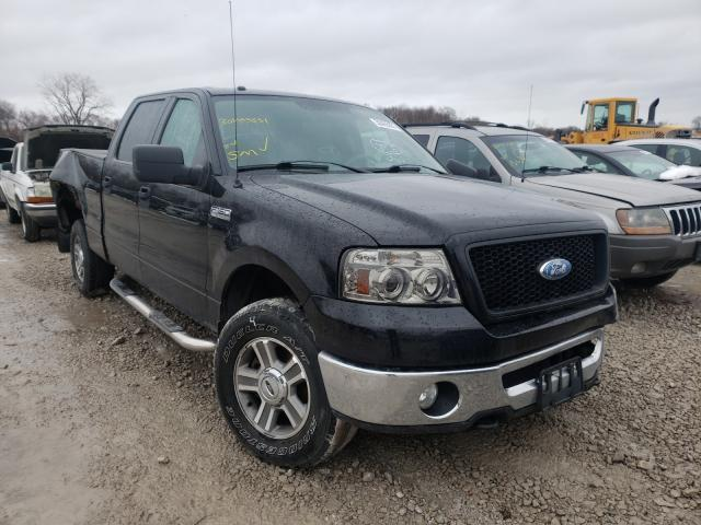 Salvage cars for sale from Copart Des Moines, IA: 2006 Ford F150 Super