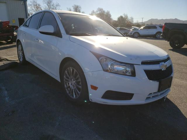 Salvage cars for sale from Copart Colton, CA: 2013 Chevrolet Cruze ECO