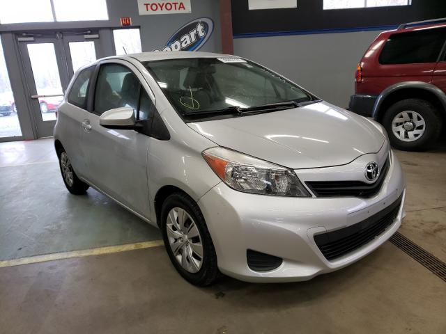 Toyota Yaris salvage cars for sale: 2014 Toyota Yaris