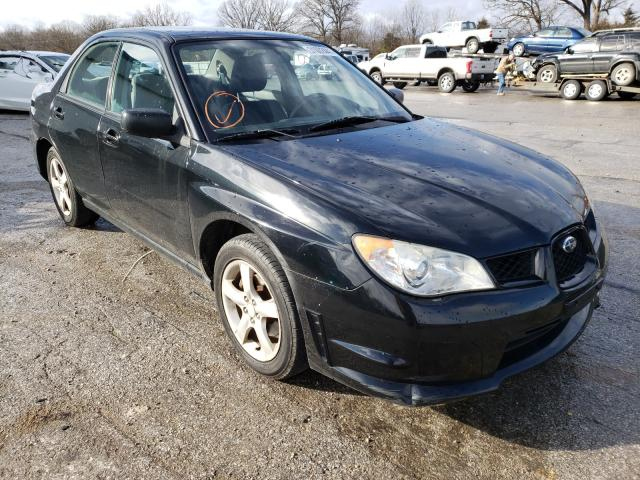 Salvage cars for sale from Copart Rogersville, MO: 2007 Subaru Impreza 2