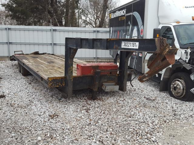 Trailers salvage cars for sale: 1985 Trailers Trailer