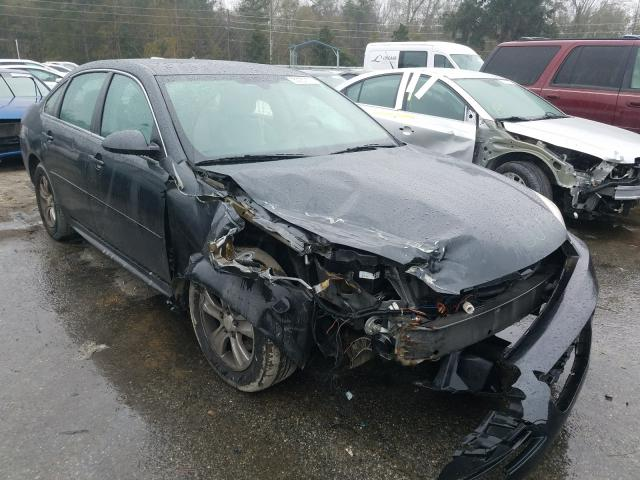 2012 CHEVROLET IMPALA LS - Other View