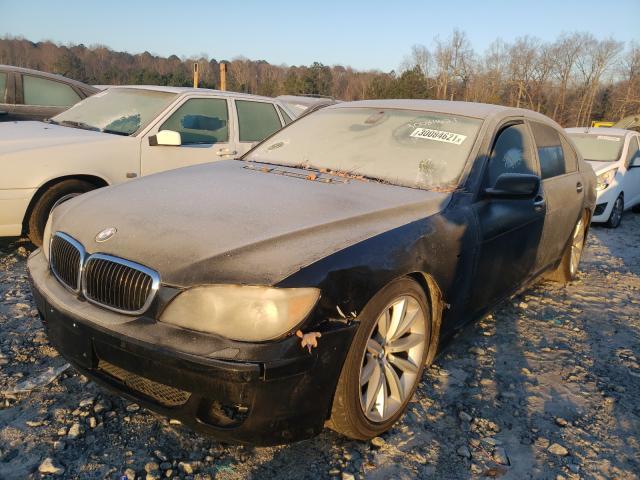 BMW 7 SERIES 2008 1