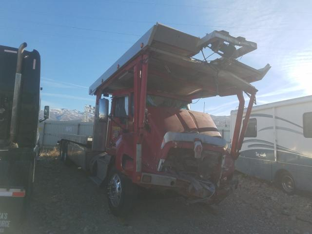 Salvage cars for sale from Copart Magna, UT: 2017 Kenworth Construction
