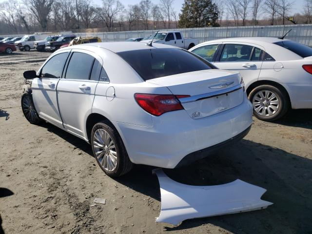 2012 Chrysler 200 | Vin: 1C3CCBAB4CN155730