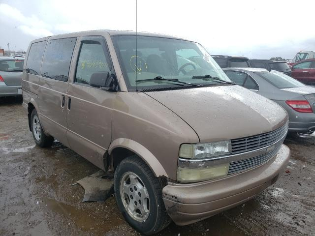 Chevrolet Astro salvage cars for sale: 2005 Chevrolet Astro