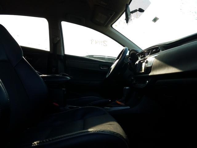 2016 TOYOTA COROLLA L - Left Rear View