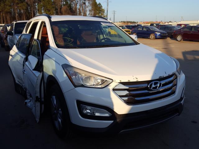 Vehiculos salvage en venta de Copart Dunn, NC: 2013 Hyundai Santa FE S