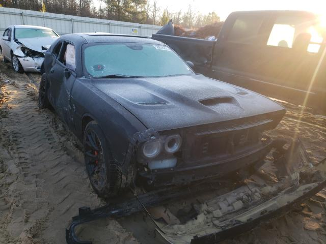 Salvage cars for sale at Gaston, SC auction: 2016 Dodge Challenger