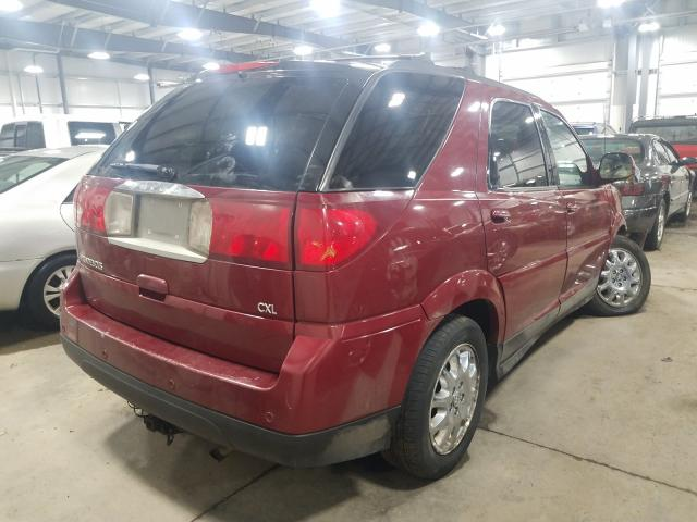 2006 BUICK RENDEZVOUS - Right Rear View