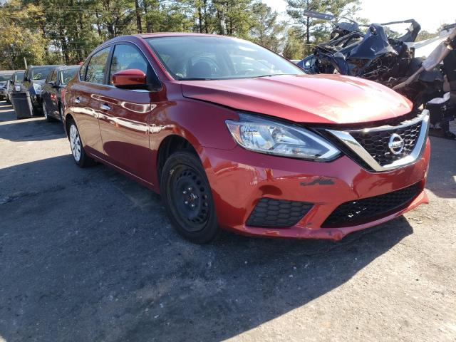 2017 NISSAN SENTRA S - Other View