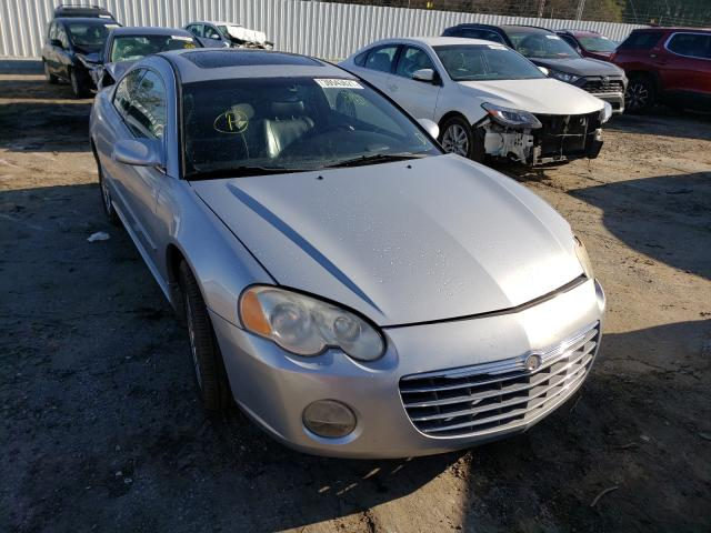 Salvage 2004 CHRYSLER SEBRING - Small image. Lot 30543621