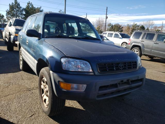 Salvage cars for sale from Copart Denver, CO: 1999 Toyota Rav4