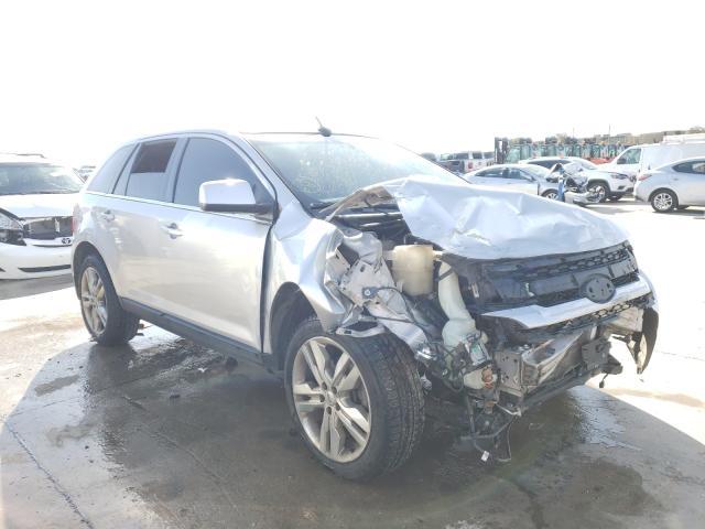 Vehiculos salvage en venta de Copart Grand Prairie, TX: 2011 Ford Edge Limited
