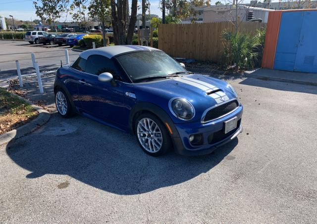 2012 MINI COOPER COU WMWSX3C59CT155322