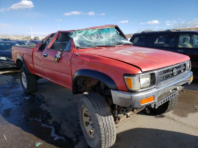 1994 TOYOTA PICKUP 1/2 - Left Front View