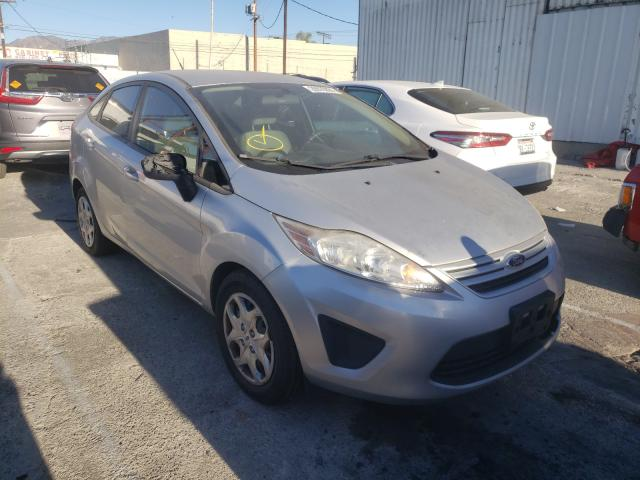 Salvage 2012 FORD FIESTA - Small image. Lot 29976091