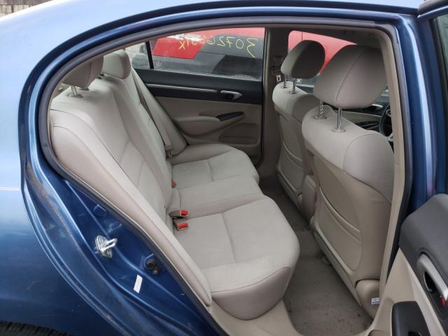 2011 HONDA CIVIC HYBR JHMFA3F29BS001090
