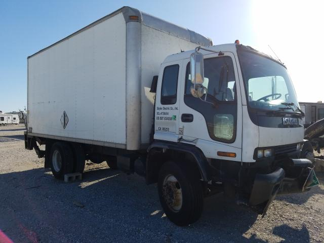 Isuzu FTR salvage cars for sale: 2002 Isuzu FTR