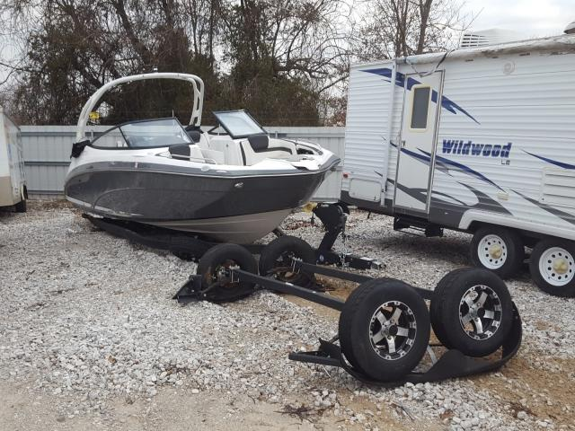 Salvage cars for sale from Copart Rogersville, MO: 2020 Yamaha Boat