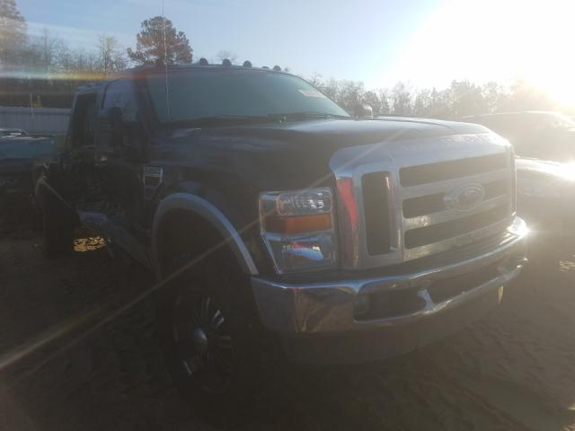 Salvage cars for sale from Copart Gaston, SC: 2010 Ford F250 Super