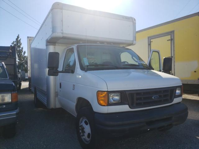 Salvage cars for sale from Copart Rancho Cucamonga, CA: 2007 Ford Econoline
